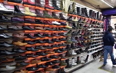9b39c7dd Precaria situación de las ventas de calzado en San Mateo Atenco - El Sol de  Toluca