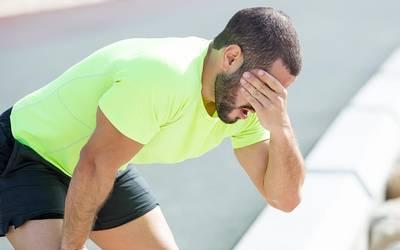 Correr dolor de cabeza