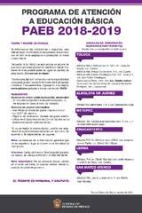 Activan Programa De Atención A Educación Básica El Sol De