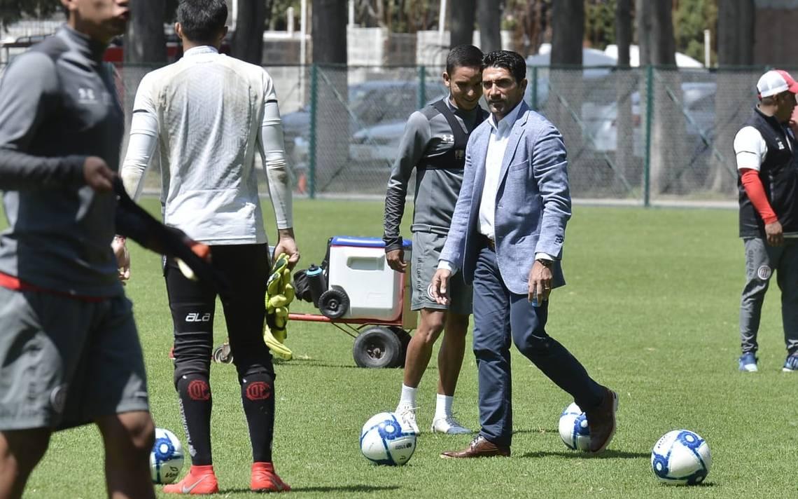 Sinha asegura que Toluca no está para pelear el título de la Liga Mx