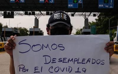 Aumenta pérdida de empleos formales e informales: CCEM - El Sol de Toluca | Noticias Locales, Policiacas, sobre México, Edomex y el Mundo