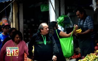Toluca y Metepec acatan prohibición de bolsas de plástico