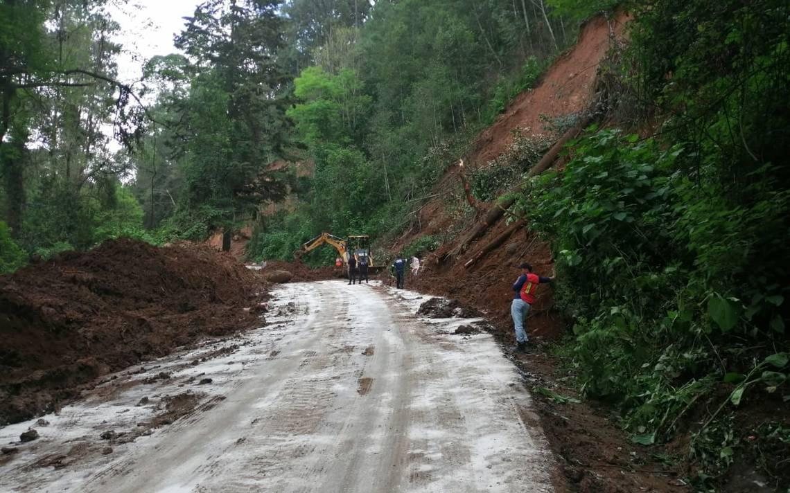Queda abierta la Toluca- Ciudad Altamirano - El Sol de Toluca