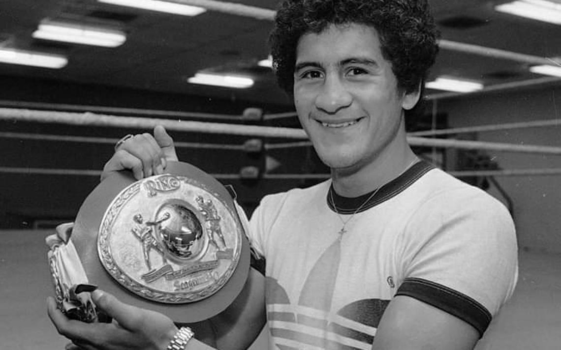 """Sal"""" Sánchez, un accidente apagó a la estrella mundial del boxeo ..."""