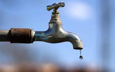 Resultado de imagen para corte de agua por escasez